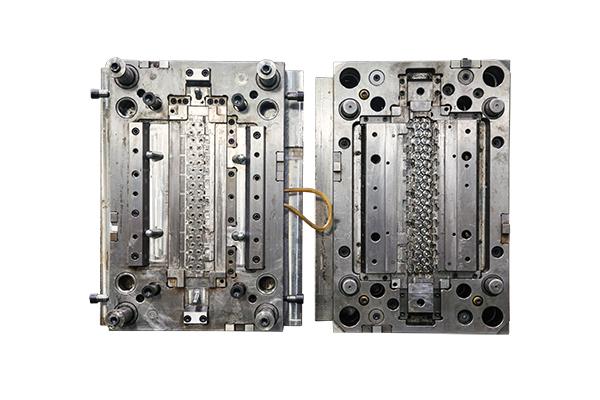 A18067新能源电芯多孔抽芯